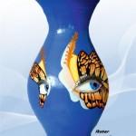 Ochi de flutur